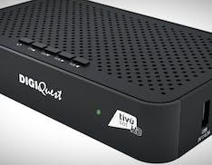 Digiquest Tivùsat Classic Q30, lo zapper HD facile per il satellite