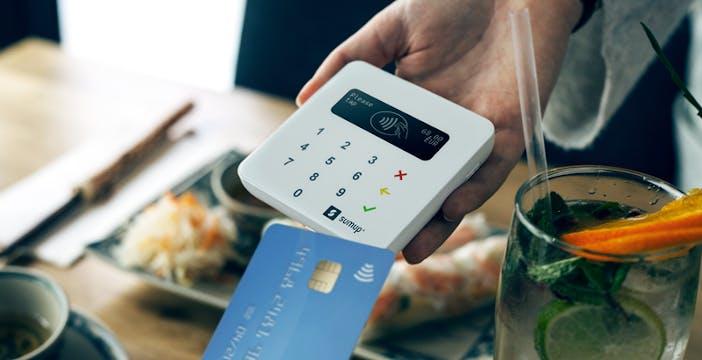 Impennata dei pagamenti contactless nella fase 2: SumUp registra +55%