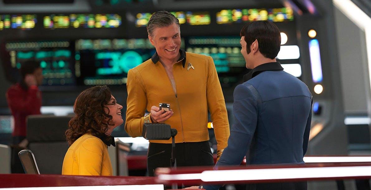 Strange New Worlds: la nuova serie di Star Trek è realtà