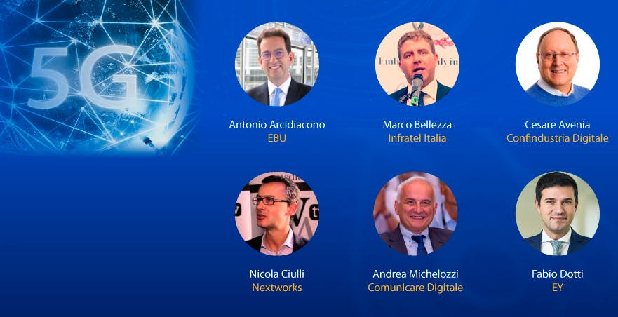 Tech Talk: rivedi il webinar sul 5G