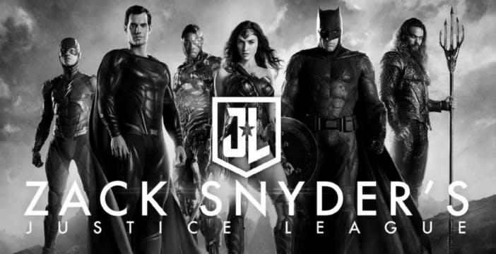 Il film Justice League come voleva Snyder: la versione integrale nel 2021