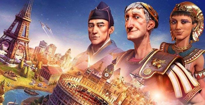 Civilization 6 è gratis per PC sull'Epic Games Store
