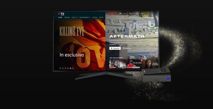 """""""Mondo Netflix"""" è la nuova offerta TIM che include Netflix, TIM Vision e il box"""