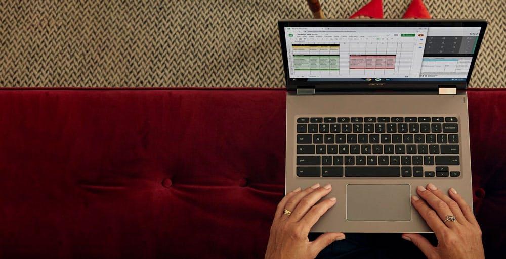 Google porta i Chromebook in Italia. Altro che giocattoli: per uno studente sono perfetti