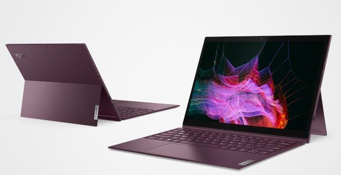 Yoga Duet 7i e IdeaPad Duet 3i, Lenovo strizza l'occhio a professionisti e studenti