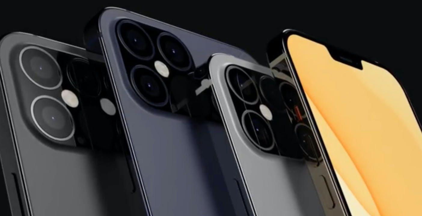 Prime indiscrezioni su iPhone 13. Quattro fotocamere, sensori da 64 MP e LiDAR 4.0