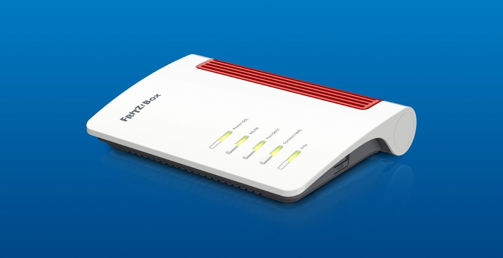 Tiscali offrirà un modem Fritzbox 7530 ai nuovi clienti FTTH. Per chi vuole pagare, c'è il 7590