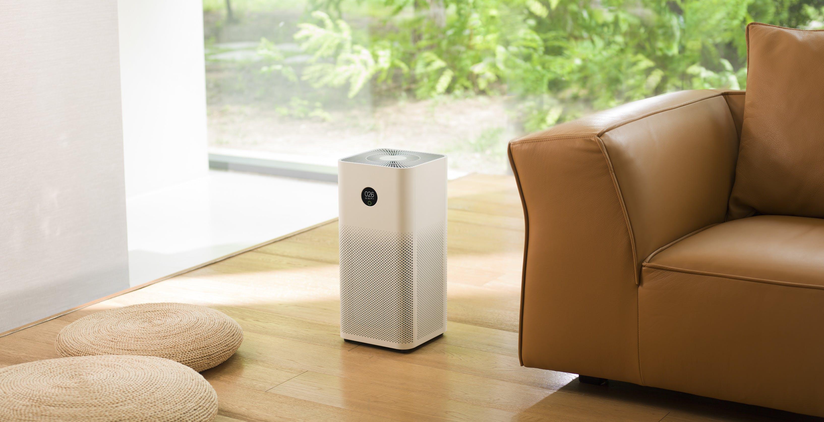 Ecco Xiaomi Air Purifier 3H, il purificatore d'aria che protegge da inquinamento e allergeni