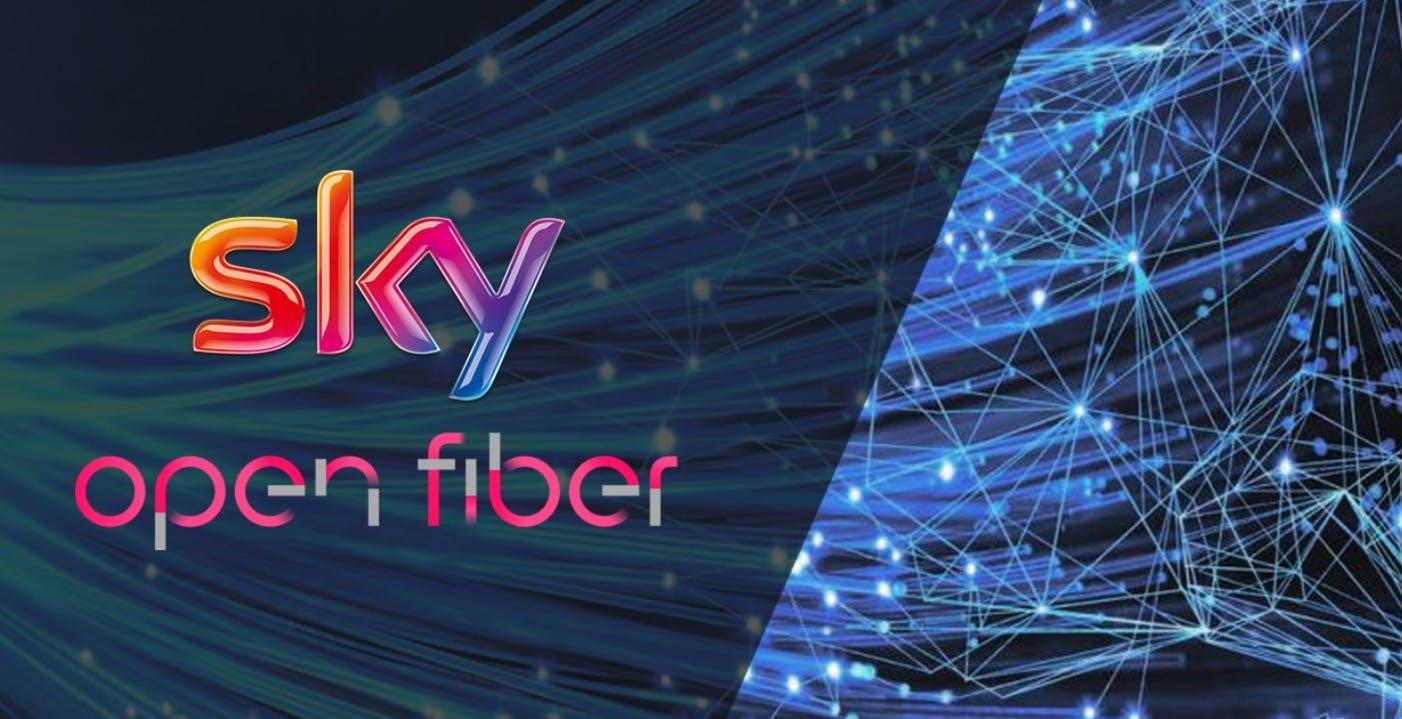 L'offerta fibra di Sky è in arrivo: online il modulo per ricevere informazioni e un video teaser