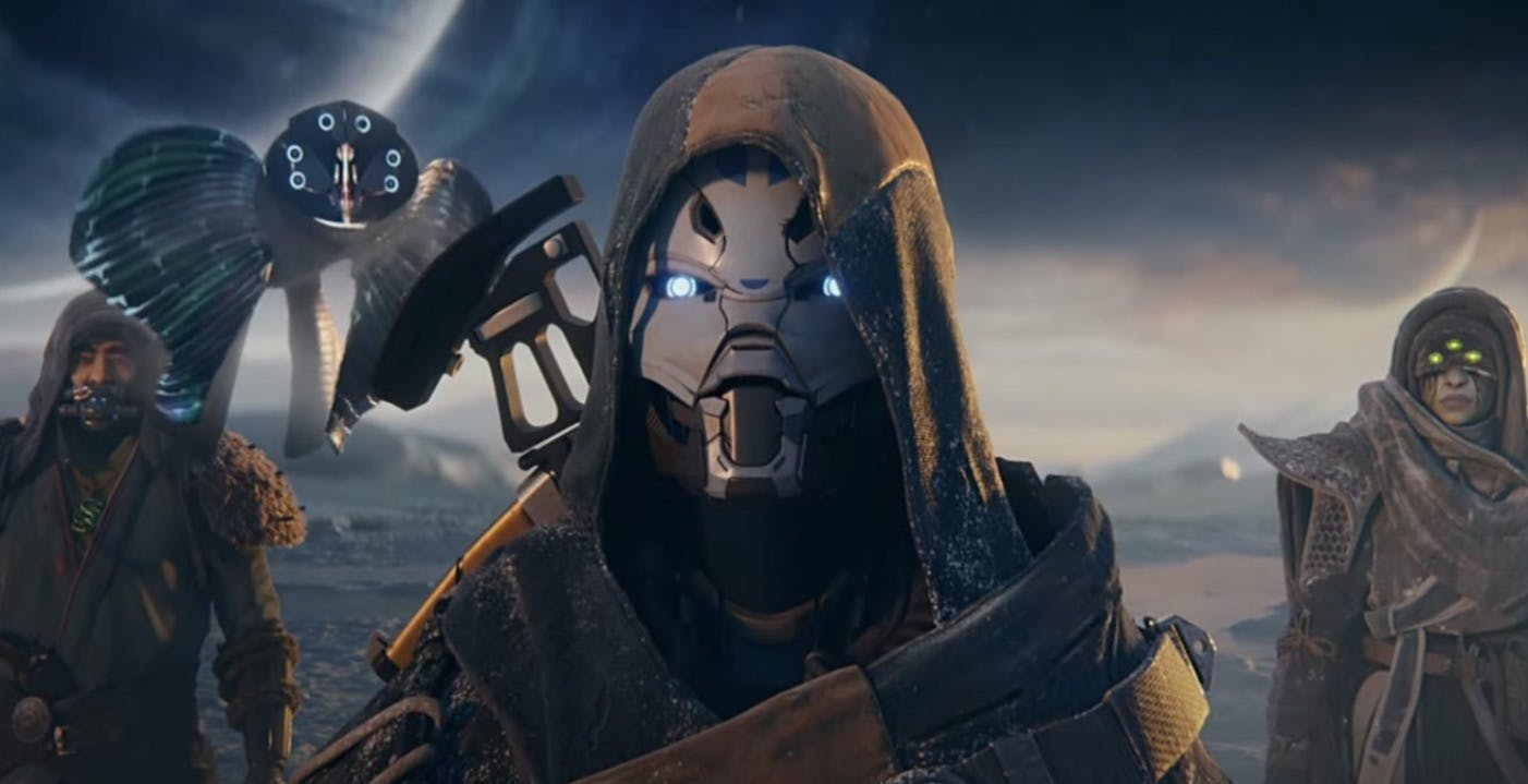 Come evolverà Destiny 2 fino al 2022. Arriverà su PS5 e Xbox Series X