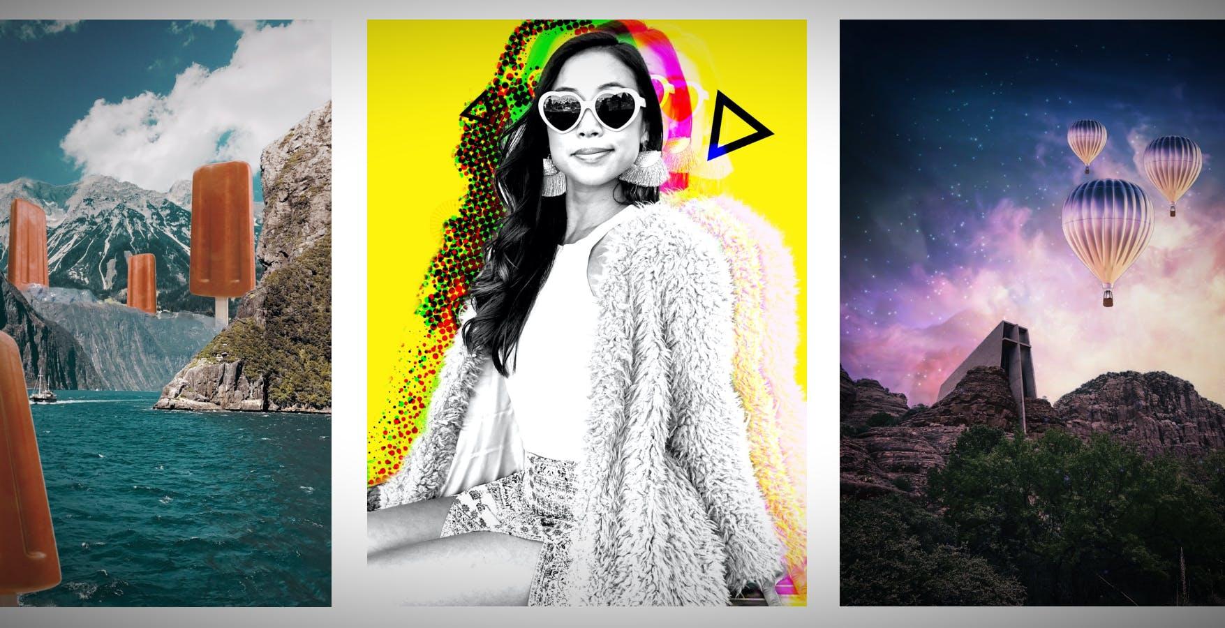 Scatta, aggiungi un filtro e condividi: Photoshop Camera arriva su iOS e Android