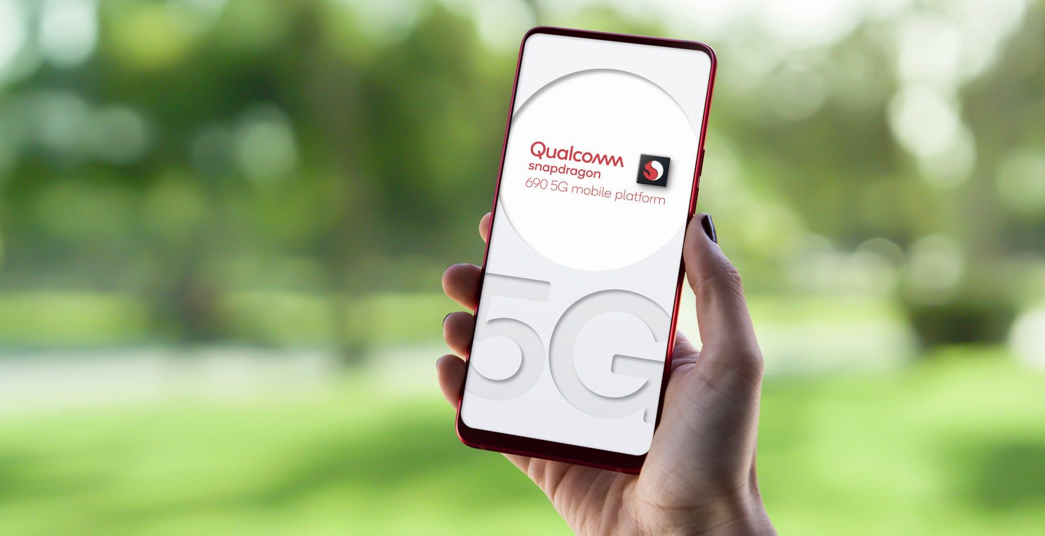Snapdragon 690 porta 5G, 120 Hz e fotocamera da 192 megapixel sugli smartphone da 250 euro