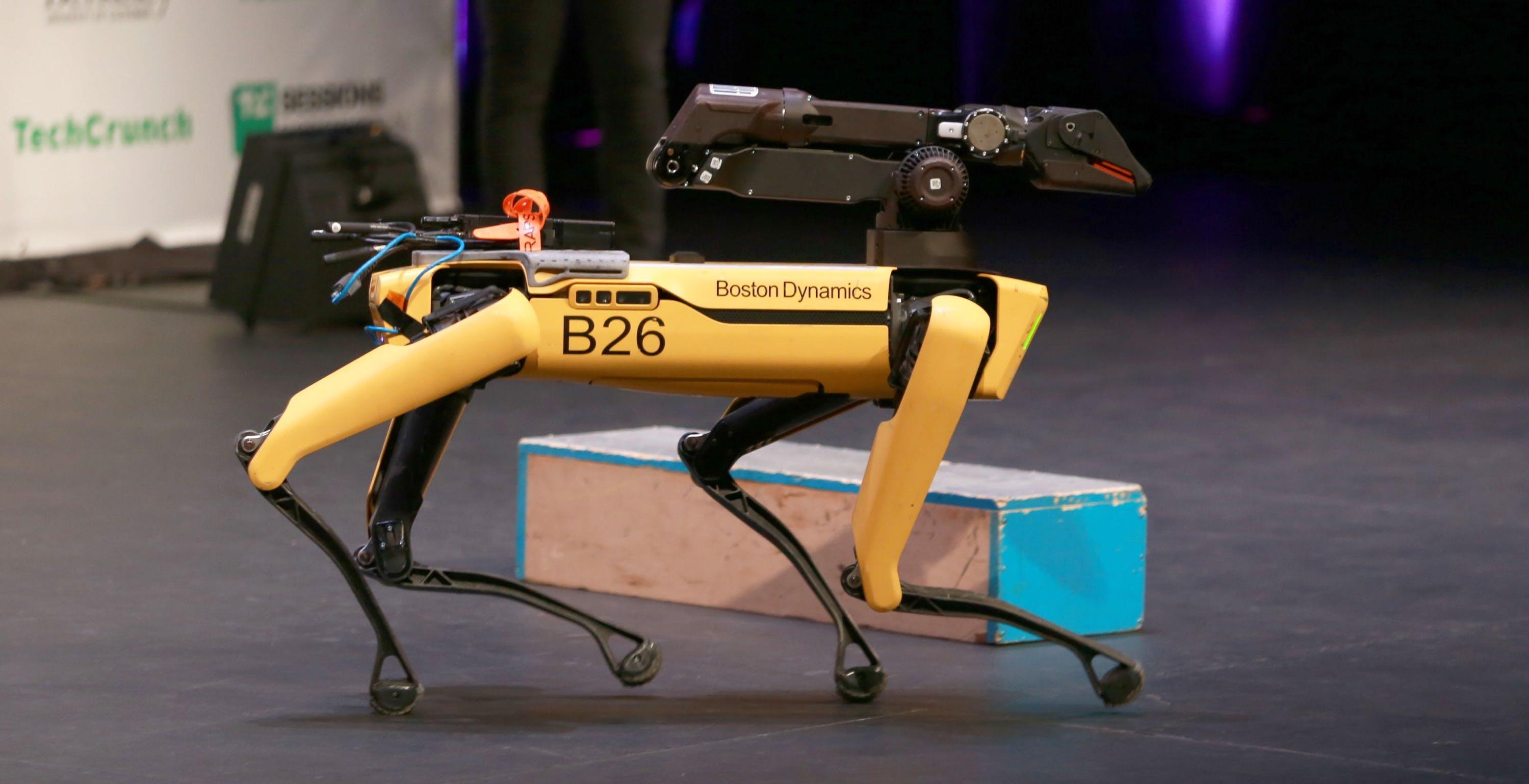 Ricordate il cane robot di Boston Dynamics? Da oggi è in vendita, ma occhio al prezzo