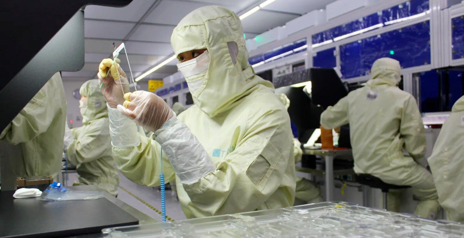 TCL investe in JOLED: 20 miliardi di yen per sfornare pannelli OLED migliori di quelli LG