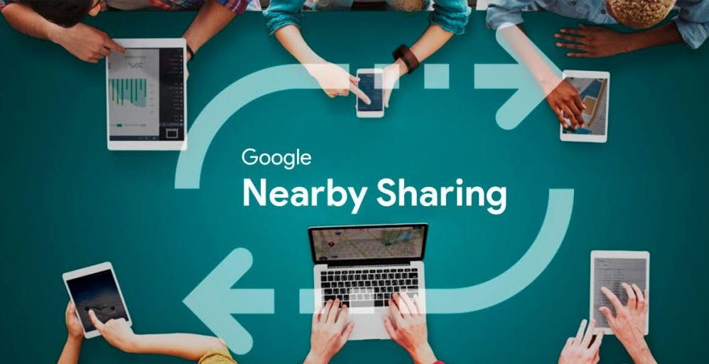 Google lancia in beta limitata Nearby Sharing, l'AirDrop di Android e non solo