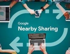 Google lancia in beta limitata Nearby Sharing, l'AirDrop di Android e non solo