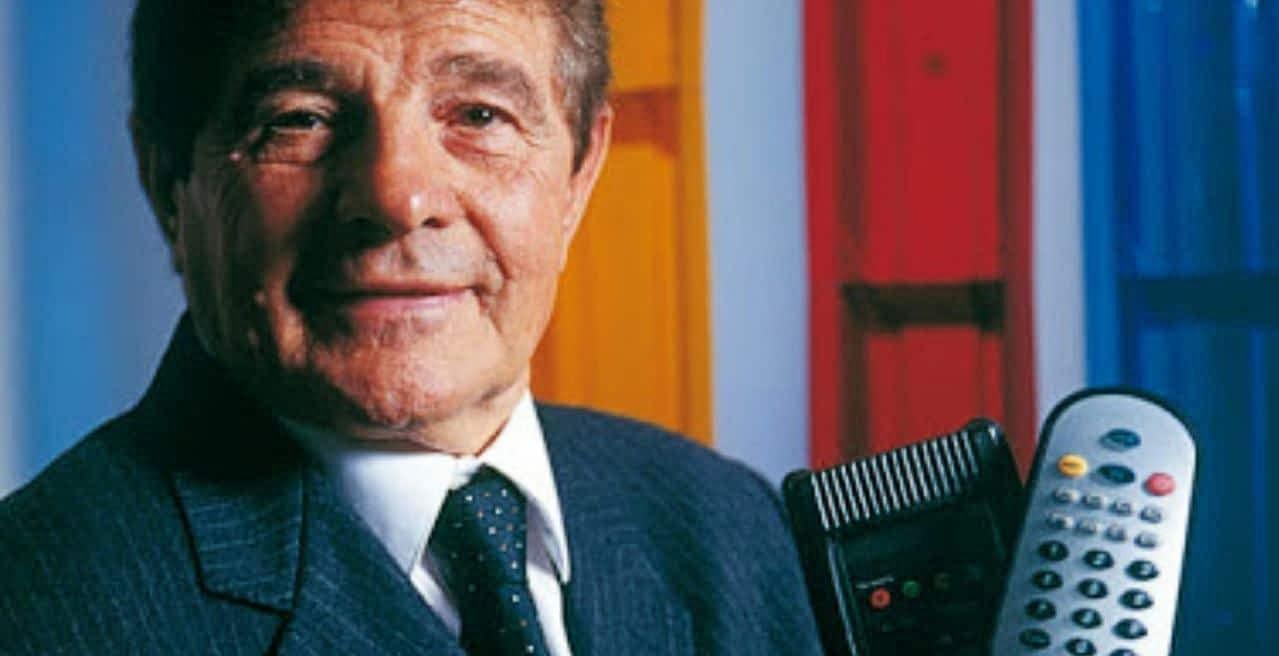È morto Loris Meliconi, l'inventore del guscio salva-telecomando
