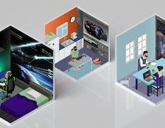 Il futuro di VR e AR? Per Nvidia è nel cloud: CloudXR ora viaggia a 4K e 120fps