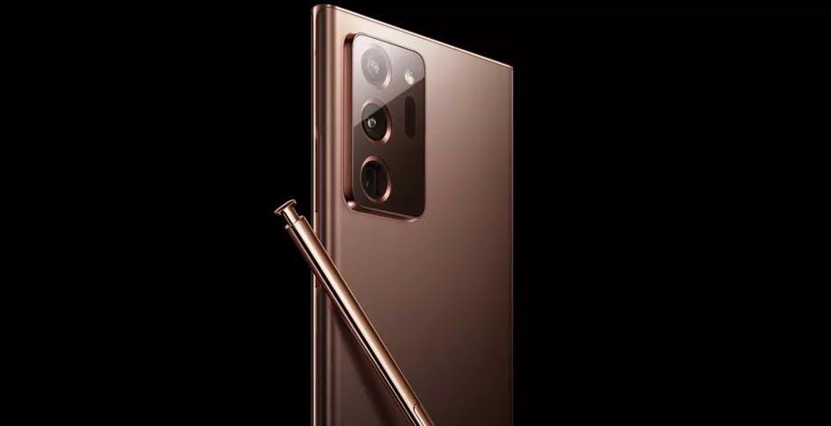 Galaxy Note 20 Ultra, le foto ufficiali rilasciate per sbaglio da Samsung Russia