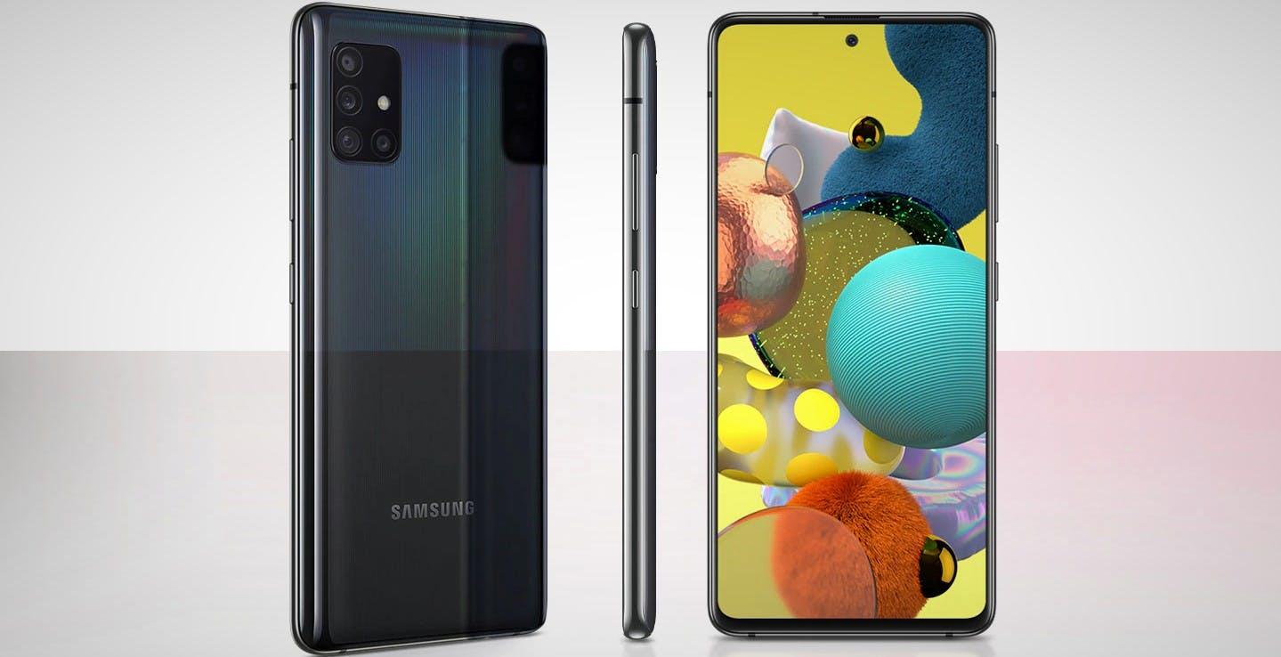 Galaxy A51 5G ufficiale, il 5G entry-level di Samsung costa 479 euro