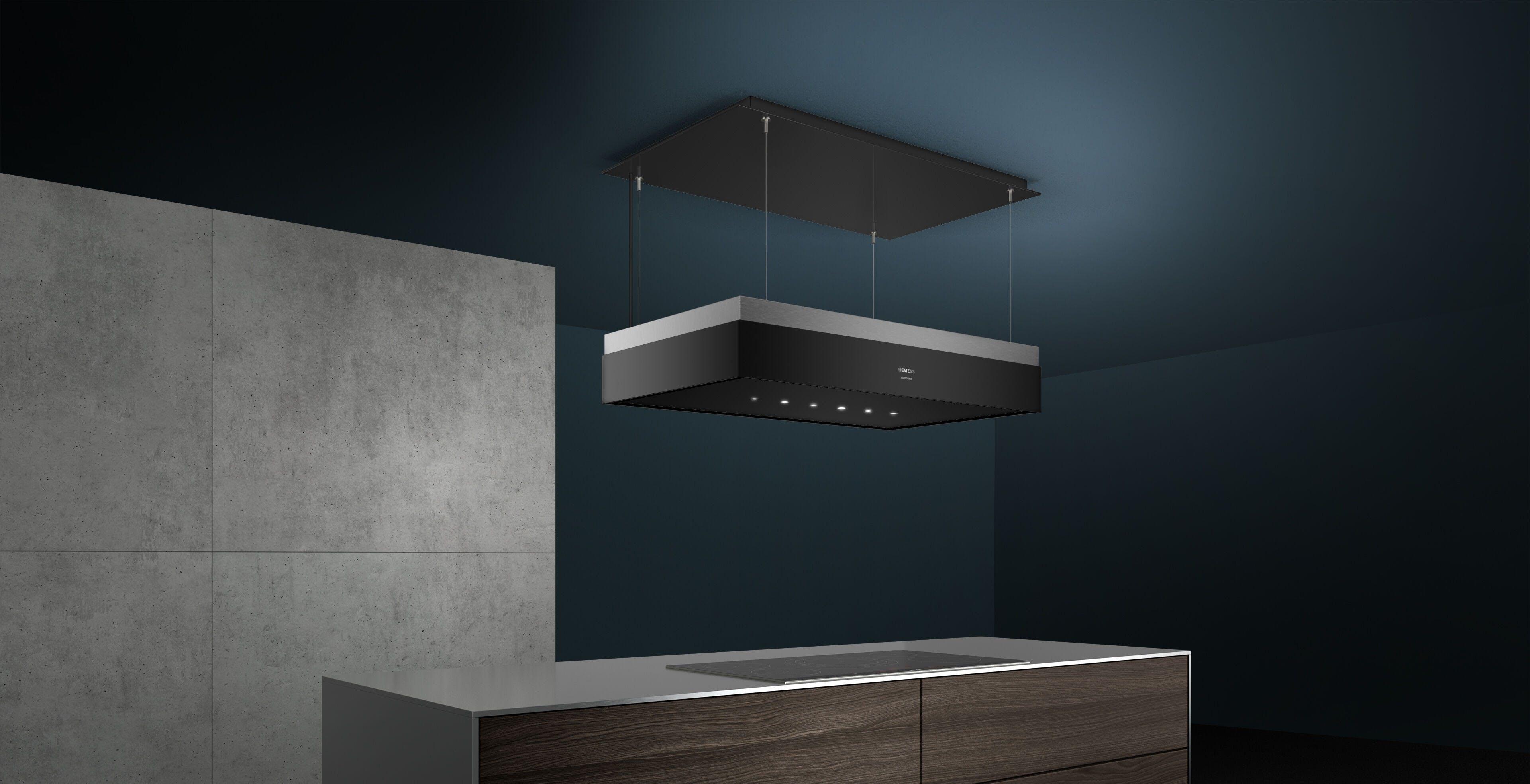 Piani induzione con cappa integrata e forni con cottura a vapore. Le novità della cucina hi-tech di Siemens