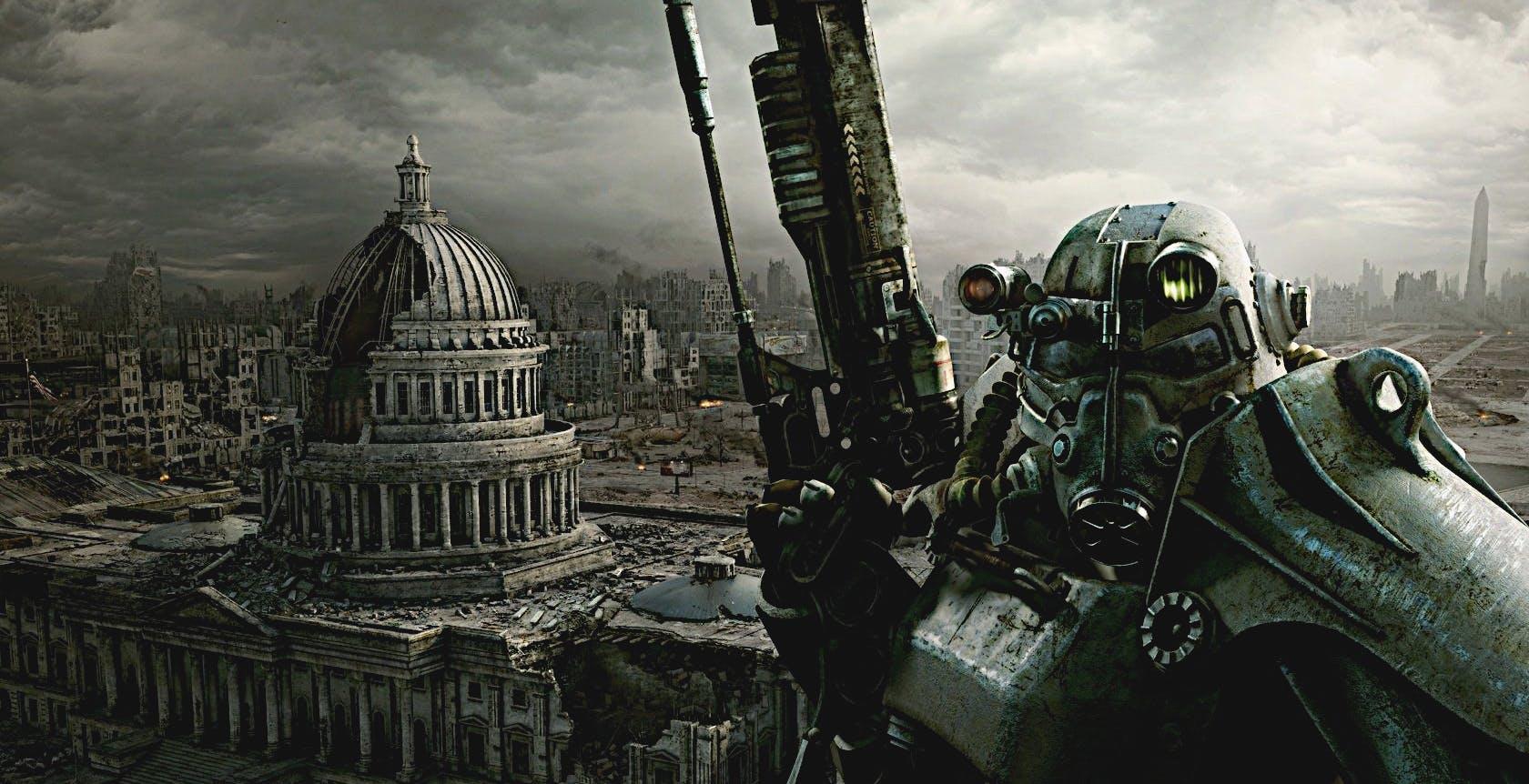 Fallout diventerà una serie TV Amazon. A capo del progetto gli ideatori di Westworld