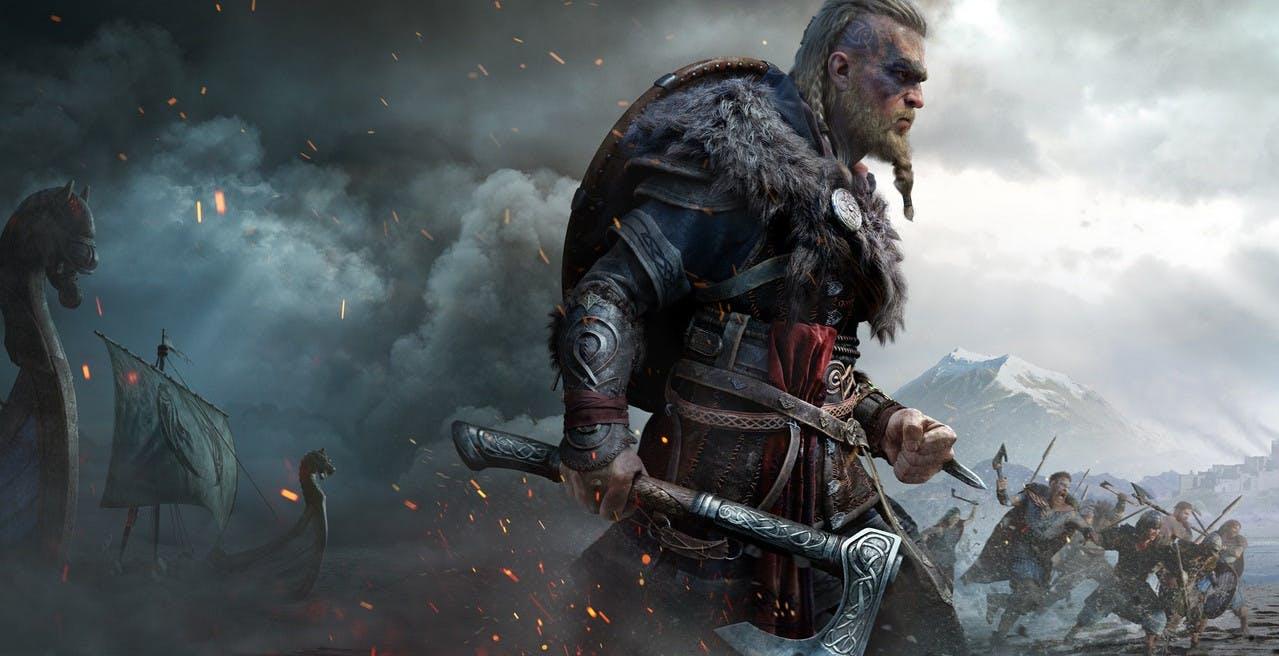Ecco Assassin's Creed Valhalla: online un video di 30 minuti di gioco