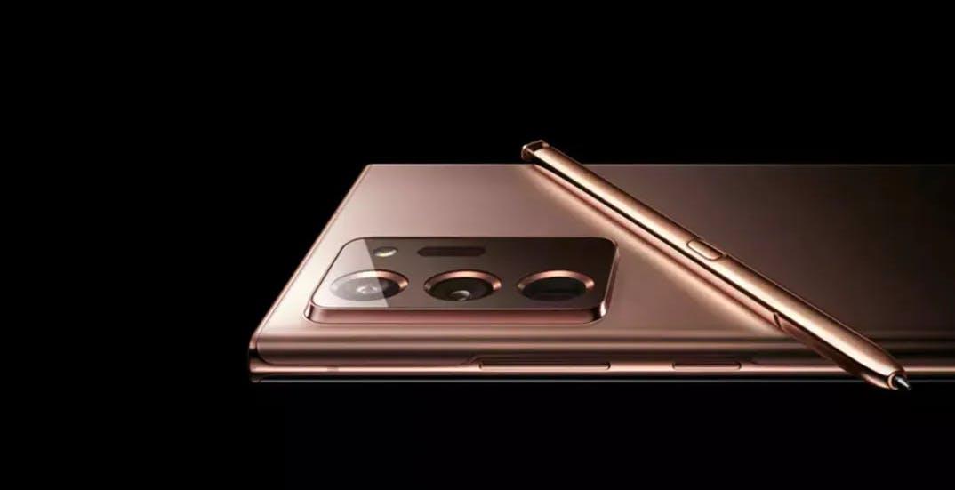 Il Galaxy Note 20 potrebbe essere lanciato ad agosto