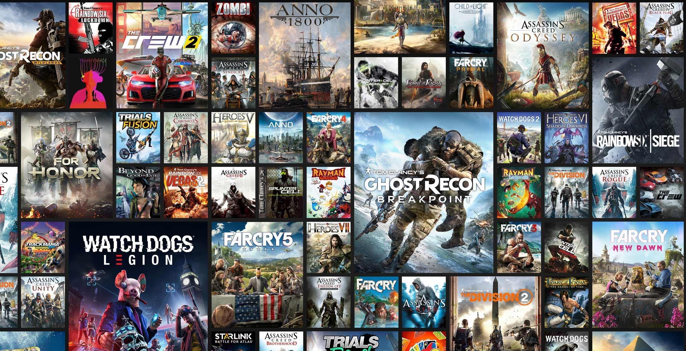 Ubisoft regala l'accesso a Uplay+ per una settimana