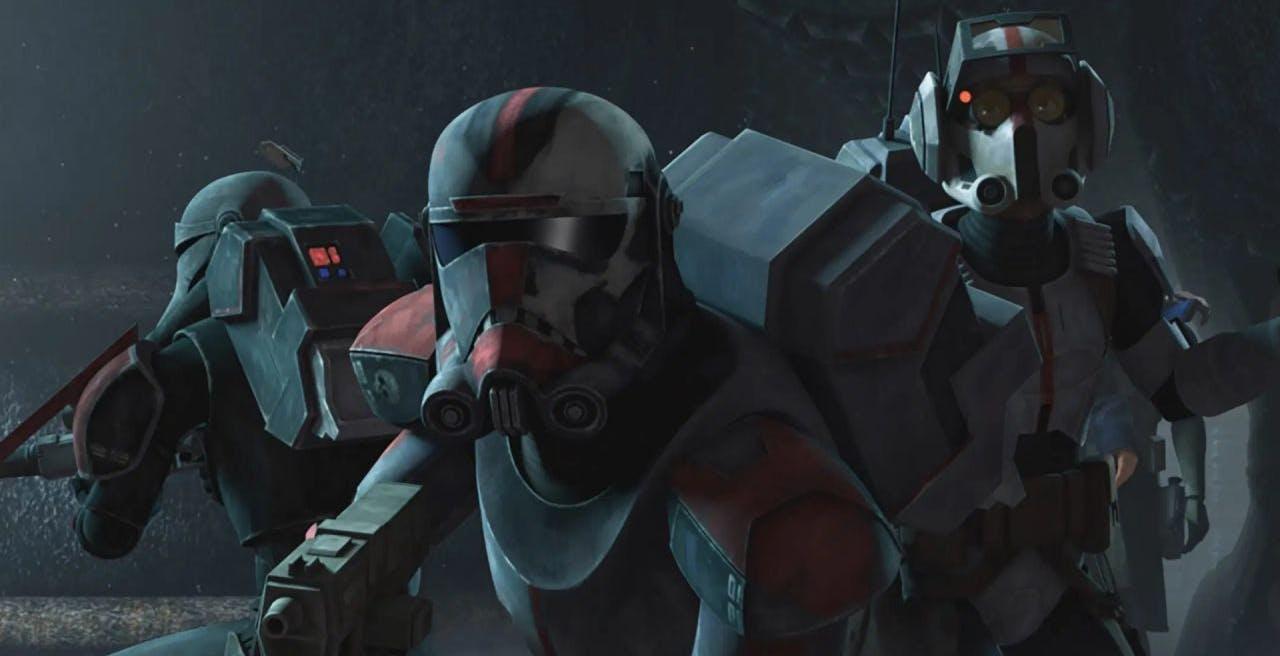 Star Wars: The Bad Batch su Disney+: la nuova serie animata arriverà nel 2021