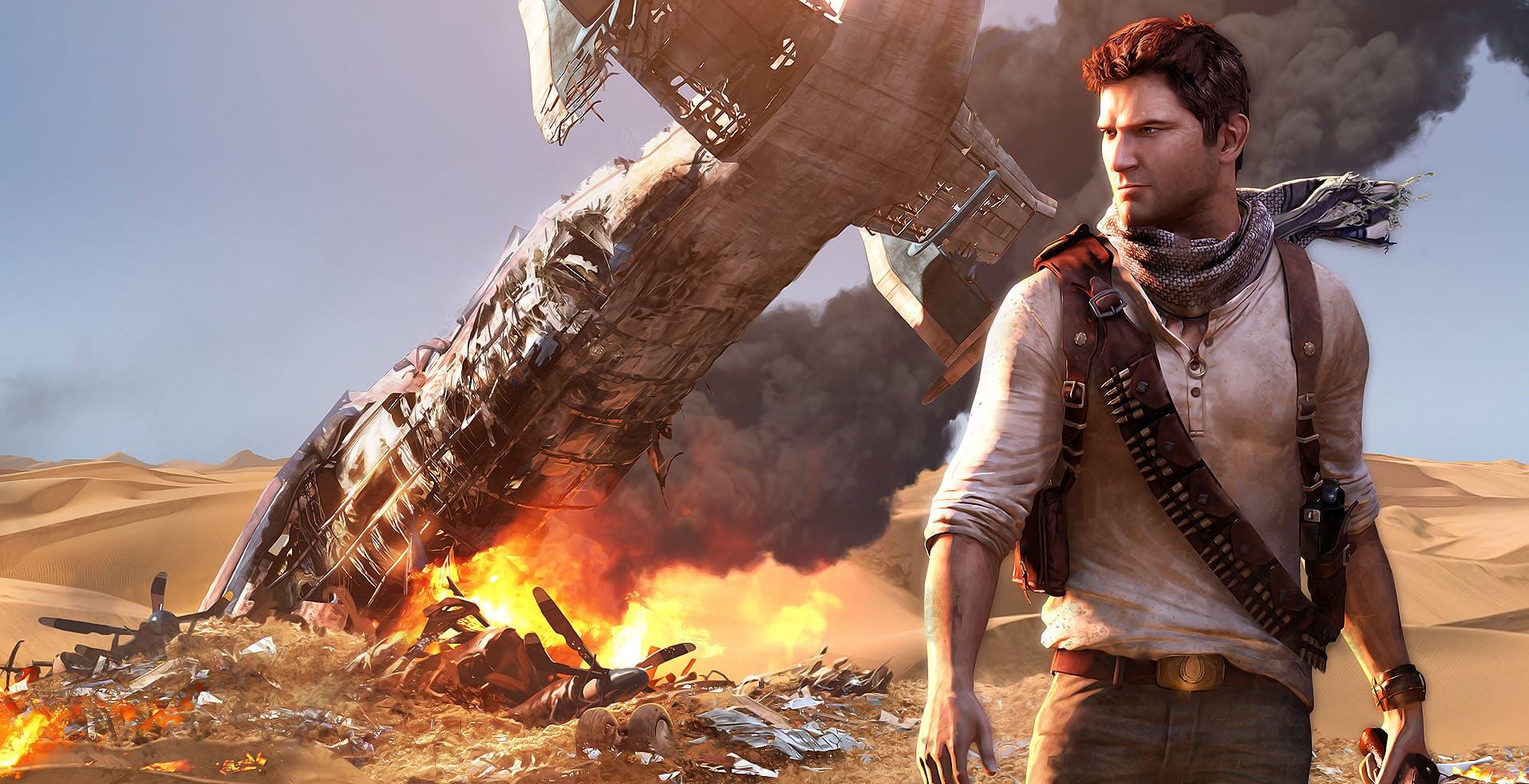 Tutto pronto per il film di Uncharted: Sony conferma l'inizio delle riprese