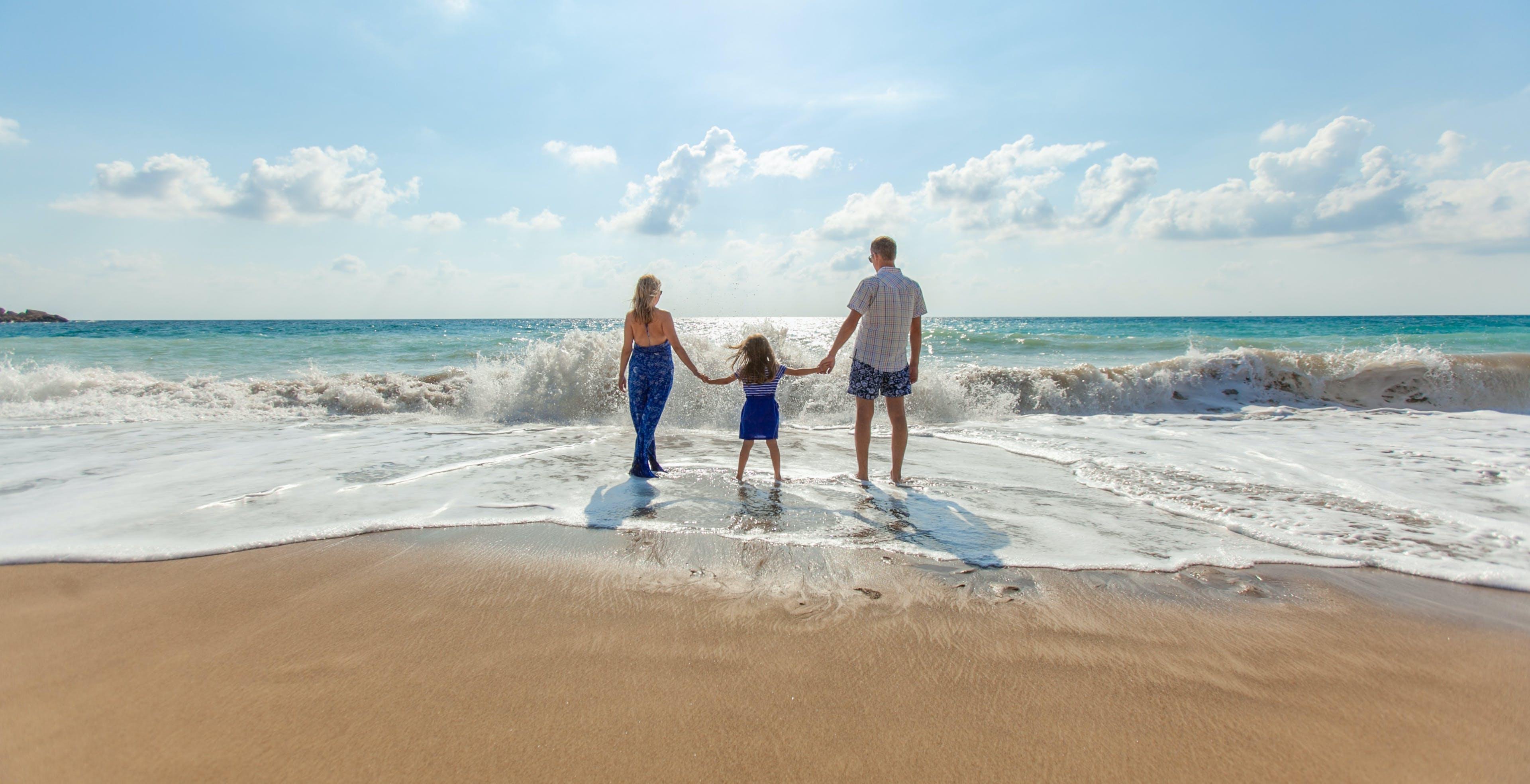 Uno scatto al mare. I trucchi per fotografare in spiaggia e portare a casa belle foto