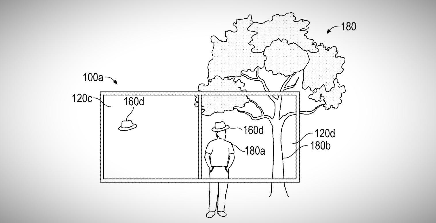 Con Apple Glass si sposteranno gli oggetti (virtuali) tramite il movimento degli occhi