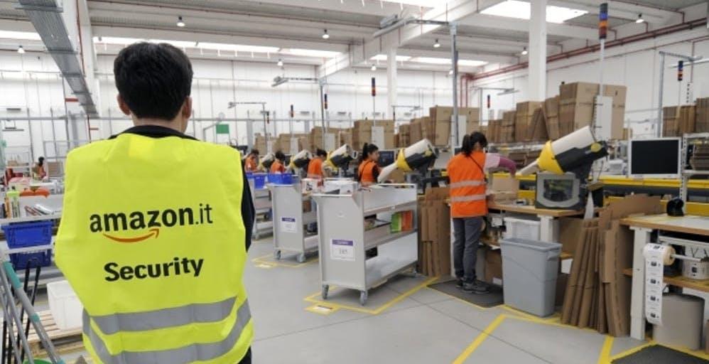 Amazon Italia, il piano per la ripresa: 1600 nuove assunzioni ed enormi investimenti entro la fine del 2020