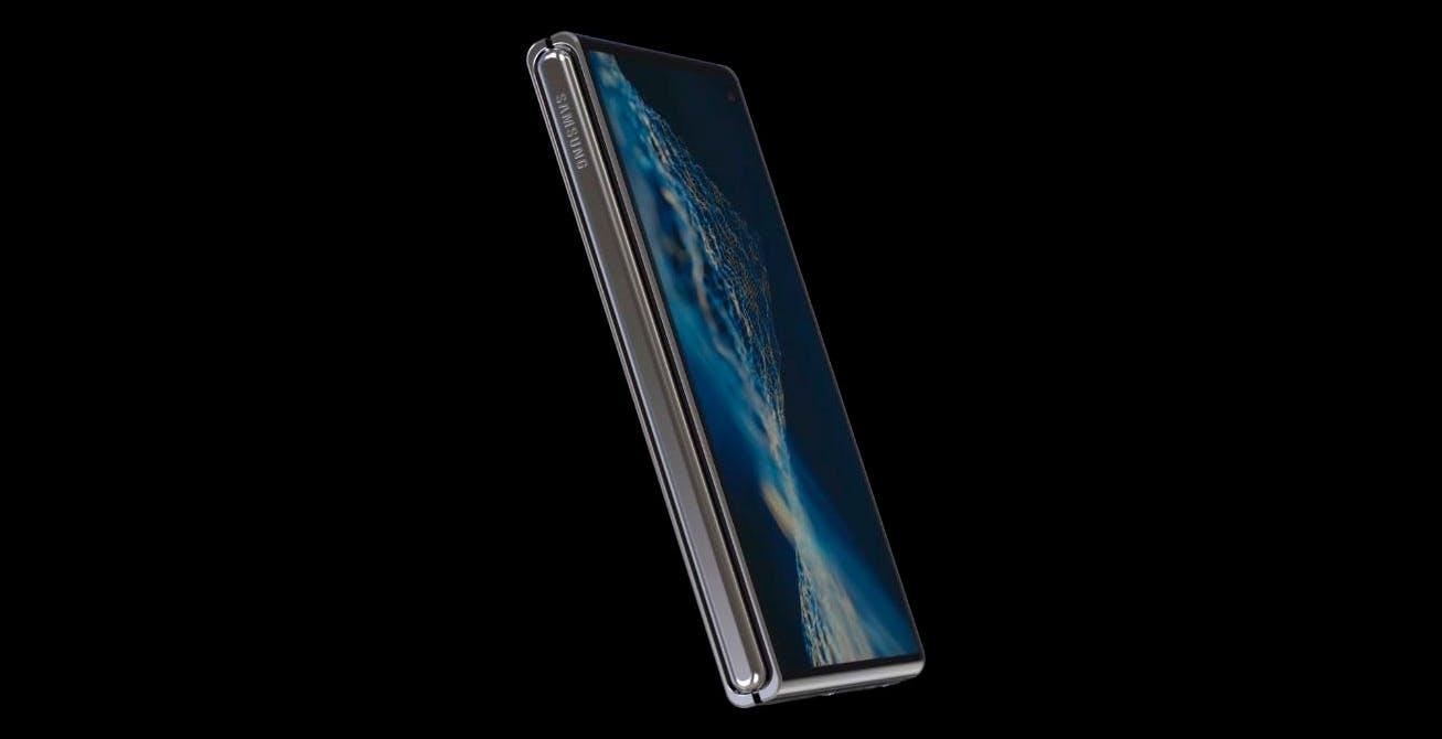 Galaxy Fold 2 senza segreti: schermo più grande e nuovo rapporto di forma