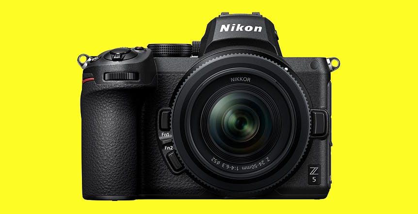Arriva la Nikon Z5. La mirrorless per chi vuole entrare per la prima volta nel mondo full frame