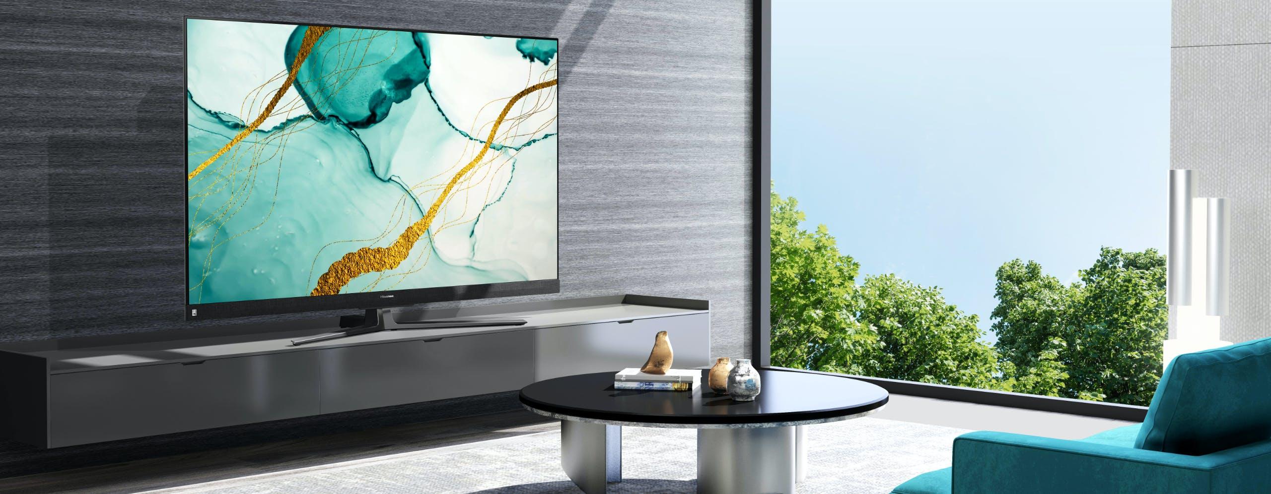 Hisense ULED 55U8QF, recensione. Local dimming e audio JBL al giusto prezzo
