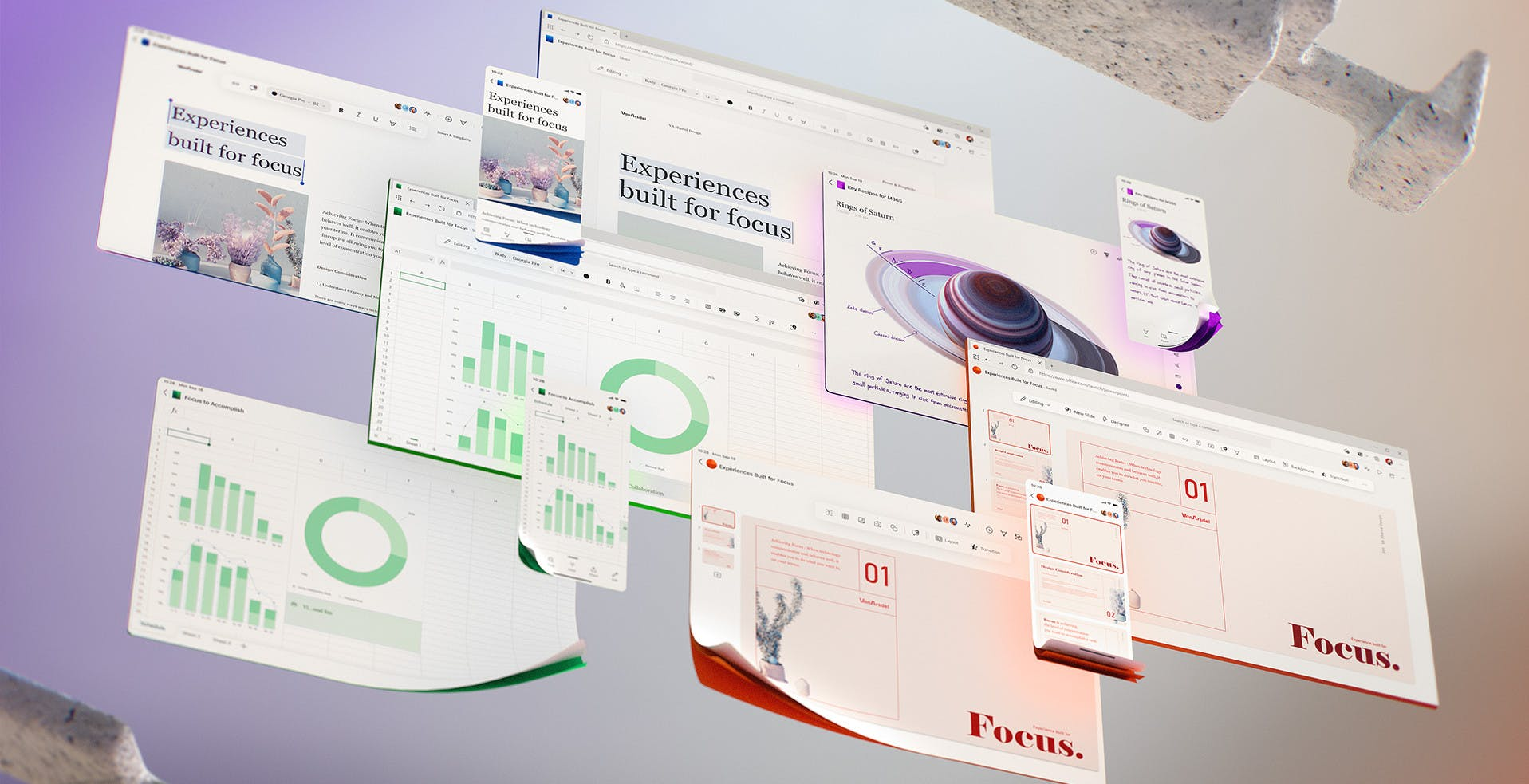Microsoft, ecco il futuro di Office: addio alla barra multifunzione e benvenuto ai comandi adattivi