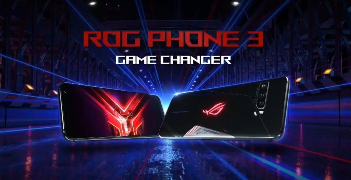 "Ufficiale Asus ROG Phone 3: schermo da 6,6"" a 144 Hz e batteria da 6.000 mAh. Si parte da 799 euro"