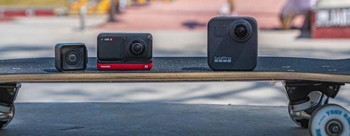 Insta360 One R contro GoPro Max, recensione. Sfida per la miglior action camera