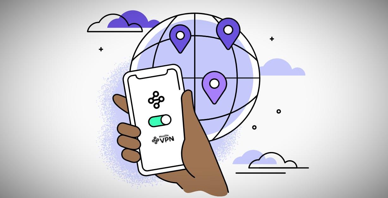 Mozilla VPN, 4,99 dollari al mese per avere una rete privata e sicura