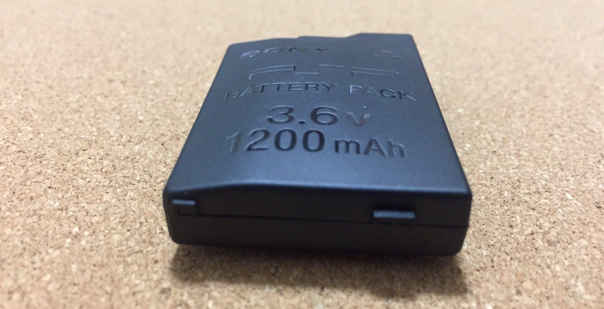 Controlla la tua PSP: la sua batteria potrebbe essersi gonfiata