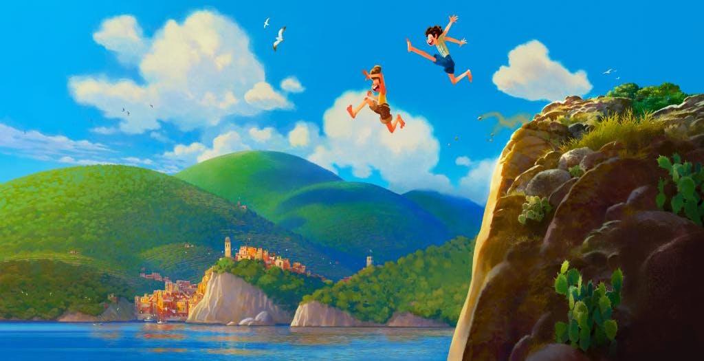 Luca è il nuovo film Pixar ambientato in Italia. Debutterà nel 2021