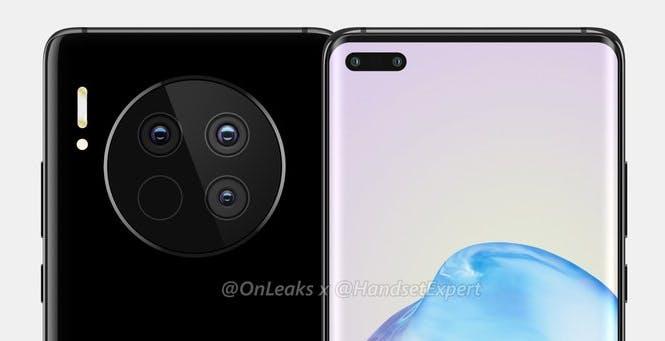 """A Huawei """"scappano"""" le immagini dei prossimi Mate 40 e Mate 40 Pro: ecco come saranno"""
