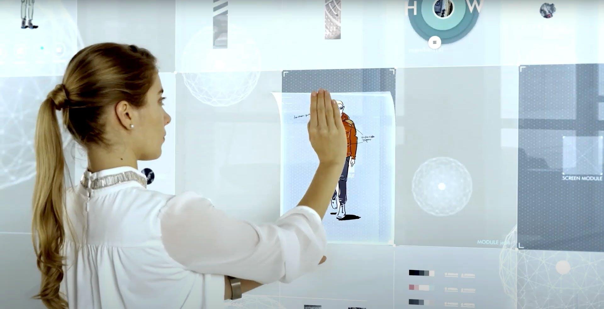Il futuro degli schermi OLED secondo LG Display: sottili come fogli, trasparenti e su tutte le superfici