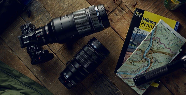 Il nuovo zoom supertele M.Zuiko Digital ED 100-400mm f5.0-6.3 IS può spingersi fino a 1.600 mm