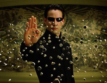 The Matrix in HDR è stato masterizzato con colori fuori dal comune: usa lo spazio BT.2020