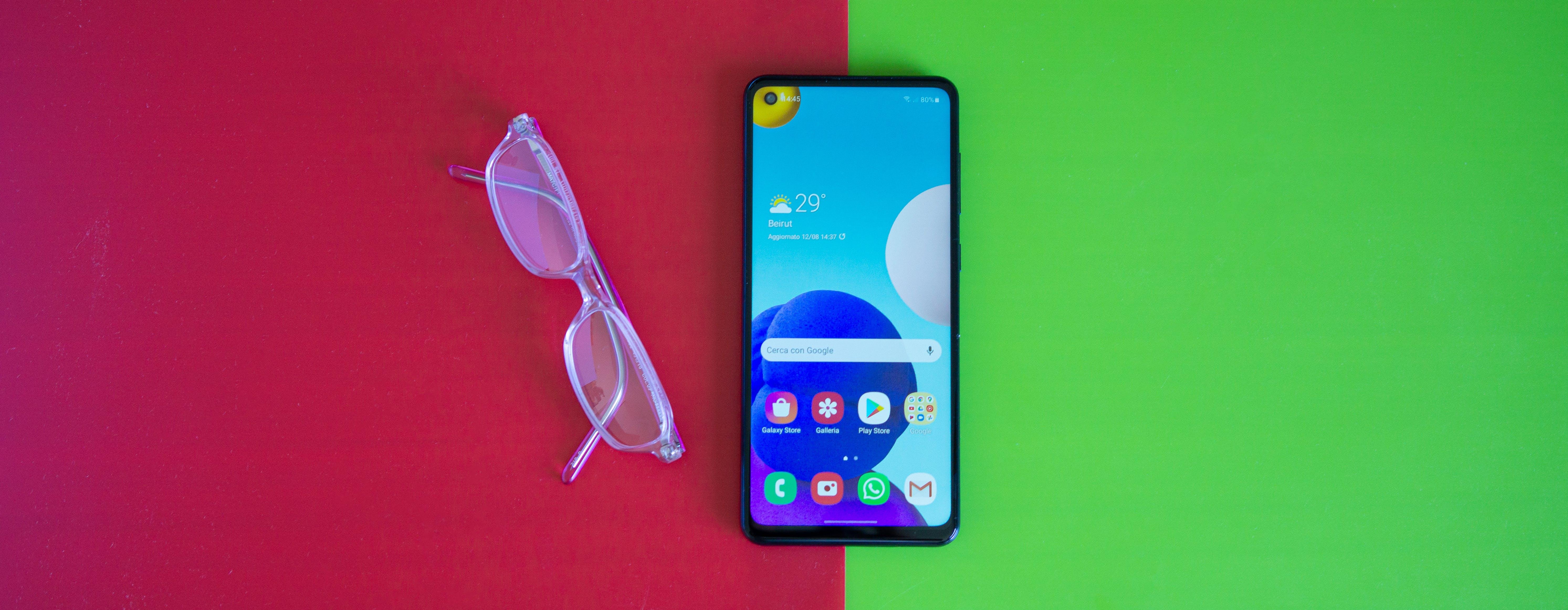 Recensione: Samsung Galaxy A21s, l'economico che si compra per l'autonomia