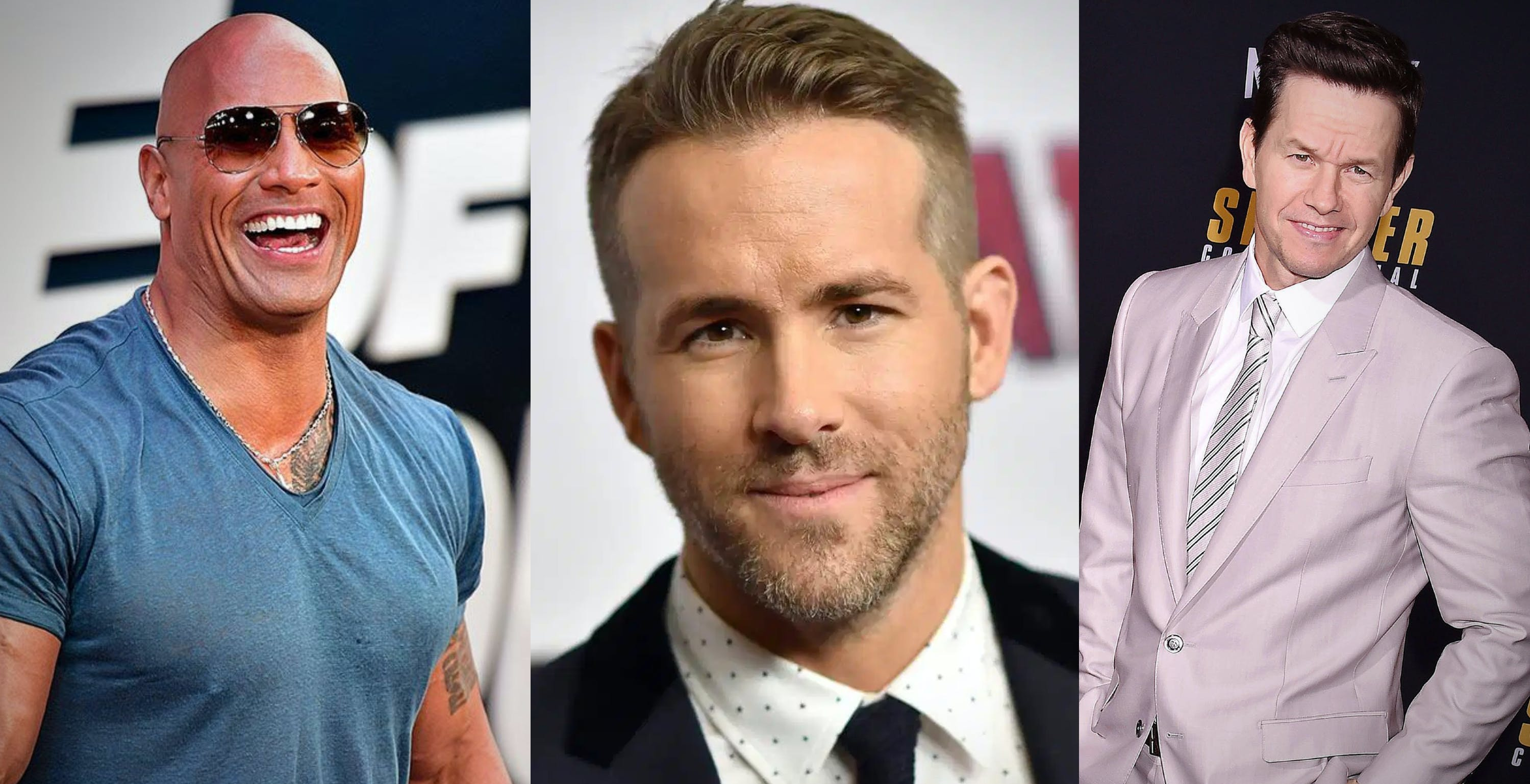 I 10 attori più pagati del 2020. Tutti ringraziano Netflix