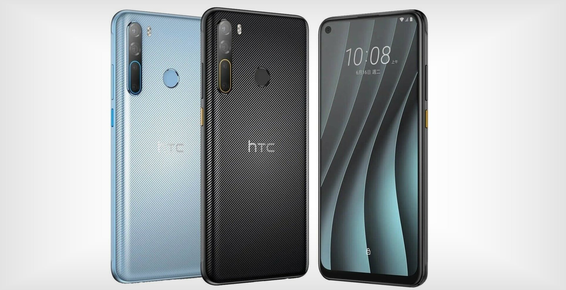 HTC insiste sul mercato smartphone: ecco il Desire 20 Pro a 279 euro
